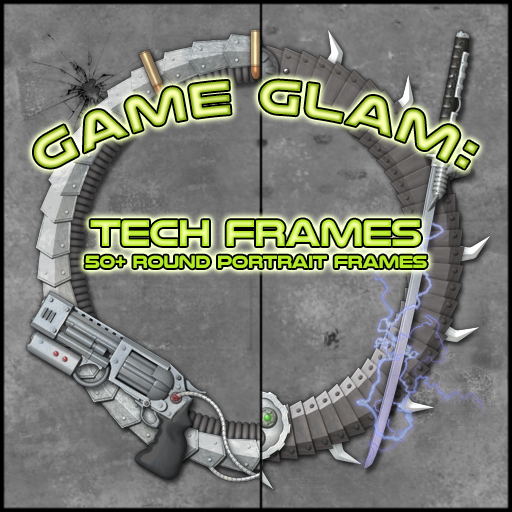 Game Glam: Tech Frames