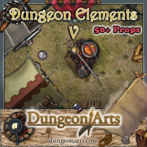 Greytale's Dungeon Elements 5