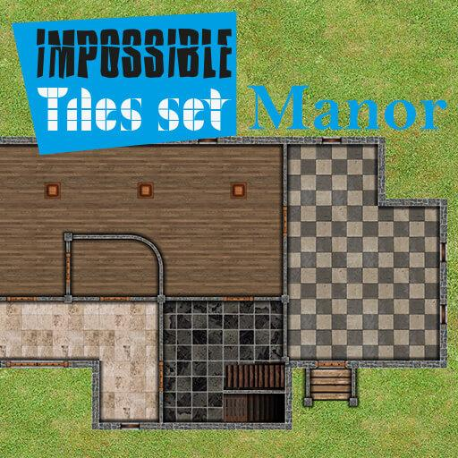 Impossible Tiles Set: Manor
