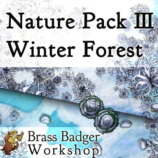Nature Pack III - Winter Forest