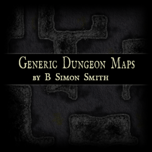 Generic Dungeon Maps
