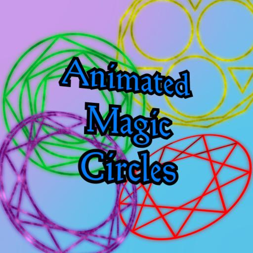 Animated Magic Circles