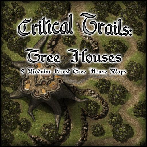 Critical Trails: Tree Houses