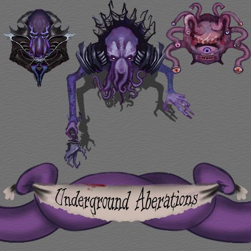 Underground aberations