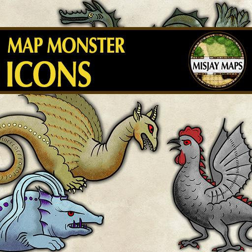 Map Monsters
