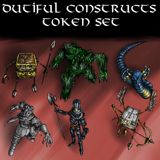 Dutiful Constructs Token Set