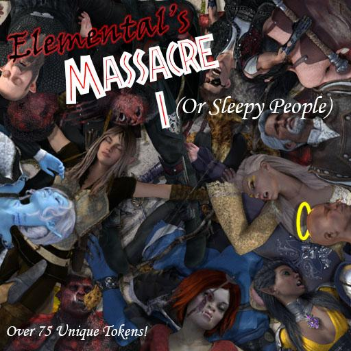 Elemental's Massacre 1