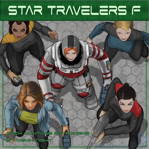 Star Travelers Women