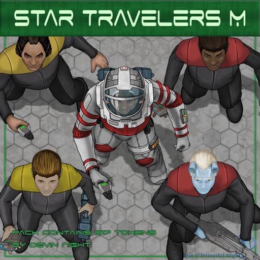 Star Travelers Men