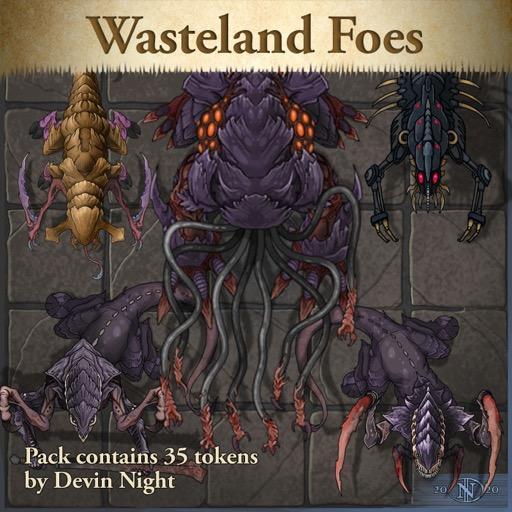 Wasteland Foes
