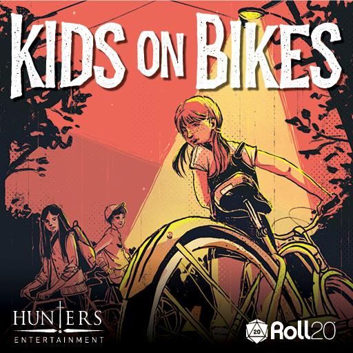 Kids on Bikes Core Rulebook