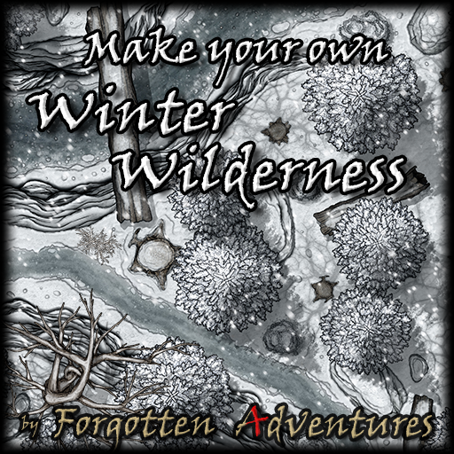 Make your own Winter Wilderness