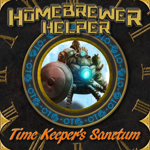 Homebrewer Helper Time Keeper's Sanctum