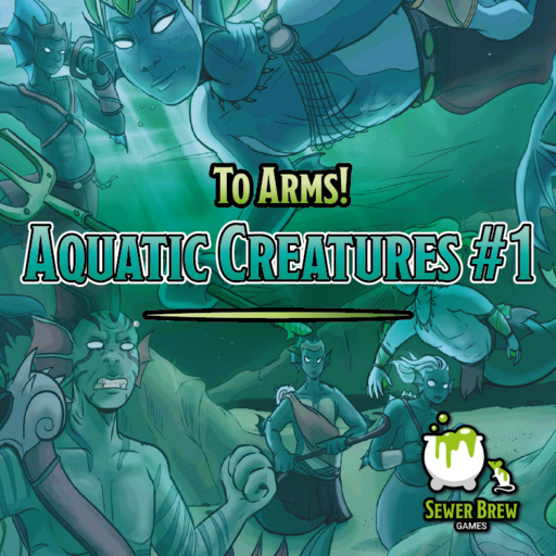 To Arms! (Aquatic Creatures #1)