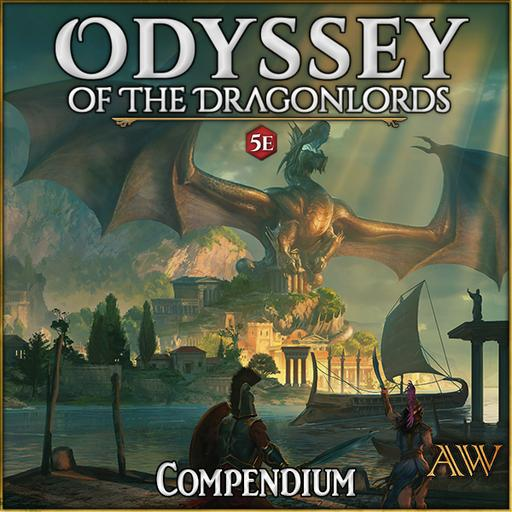 Odyssey of the Dragonlords Compendium