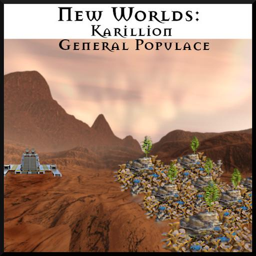 NW Karillion: General Populace