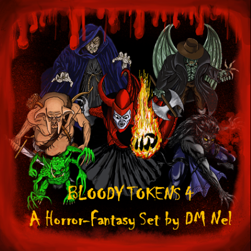 Bloody Tokens 4