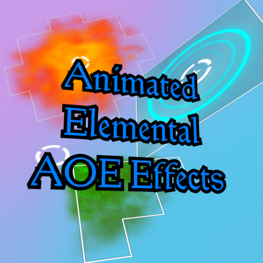 Animated AOE Elements