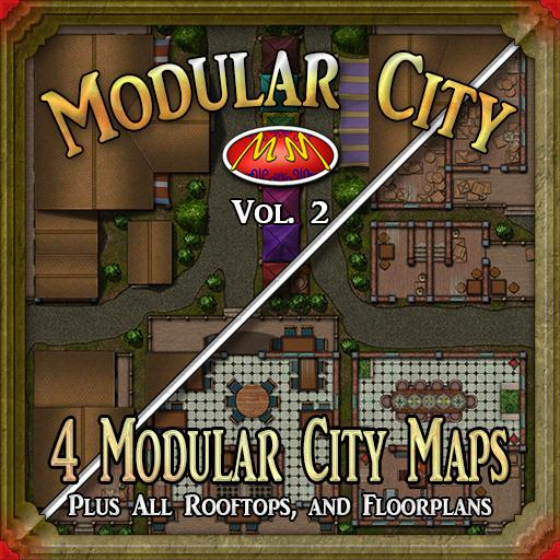 Modular City V2