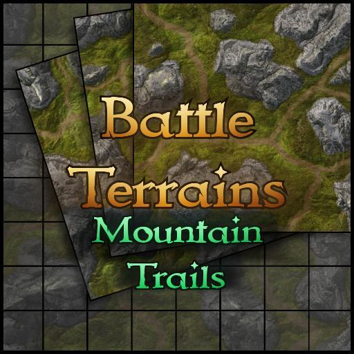 Battle Terrains Mountain Trails