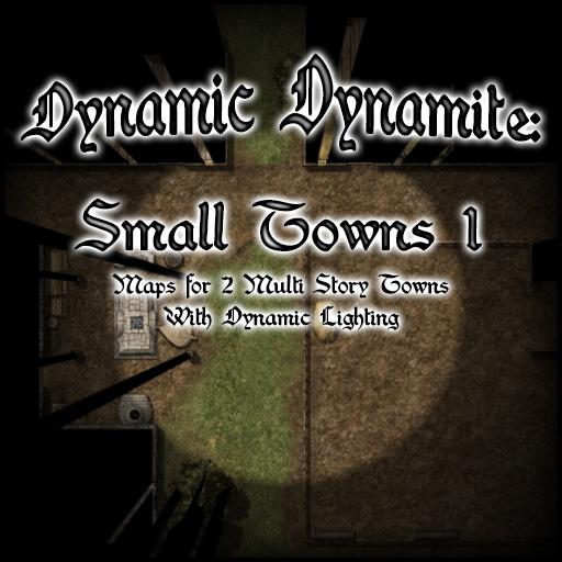 Dynamic Dynamite: Small Towns 1