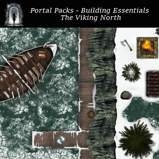Portal Packs - Building Essentials -  The Viking North
