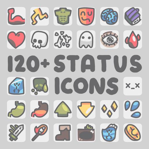 Isle of Lore 2: Status Icons