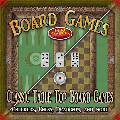 Board Games Deluxe - Art Pack