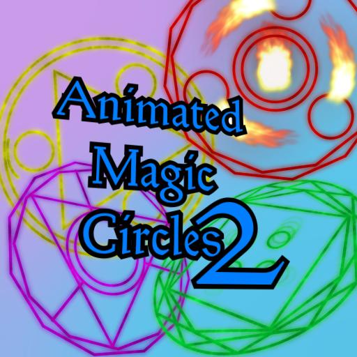 Animated Magic Circles 2