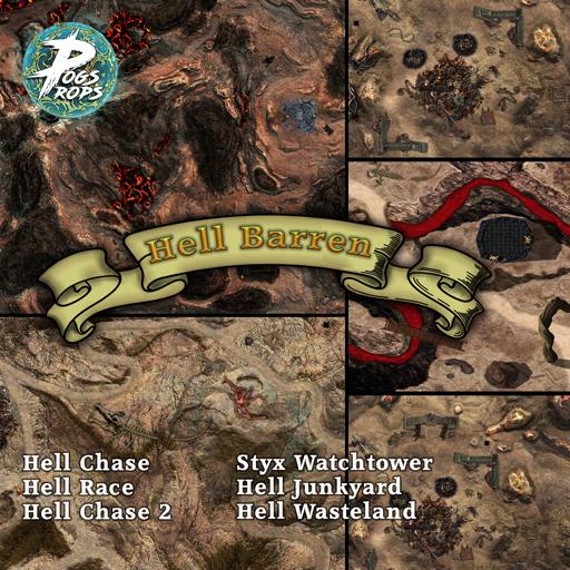 Hell Barren