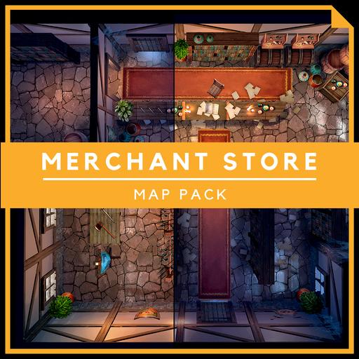 Merchant Store