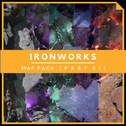 IronWorks [Part 1] - Battlemap