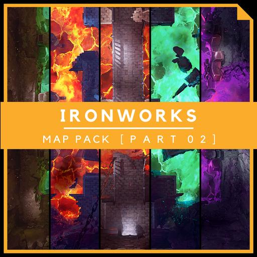 IronWorks [Part 2] - Battlemap