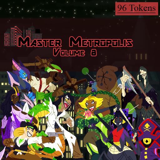 Master Metropolis Volume 8