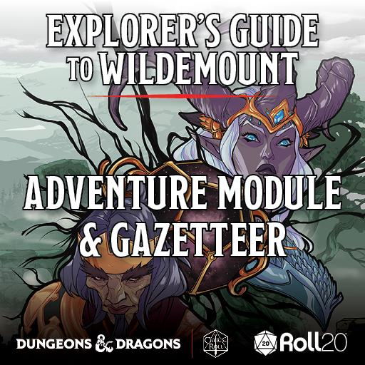 Explorer's Guide to Wildemount - Adventure Module and Gazetteer