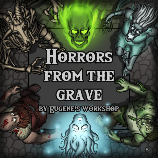 Horrors from the Grave