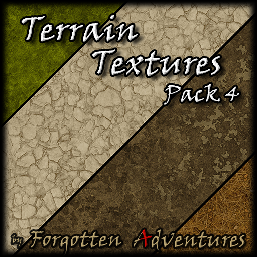 Terrain Textures - Pack 4