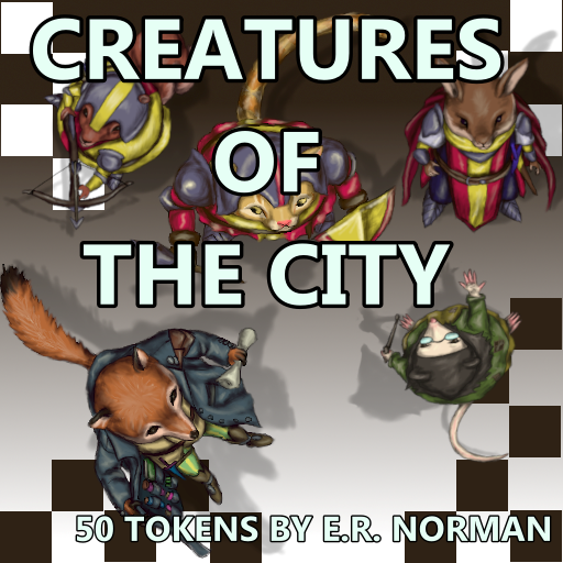 Creatures of the City