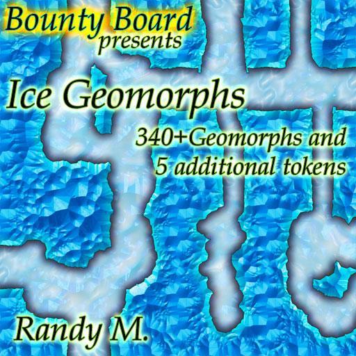 Ice Geomorphs