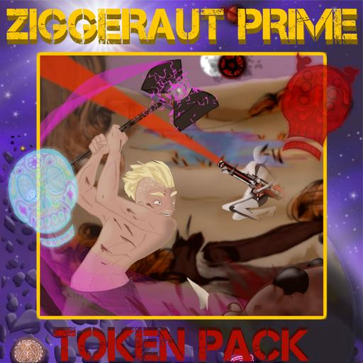 Science Fiction Horror Token Pack