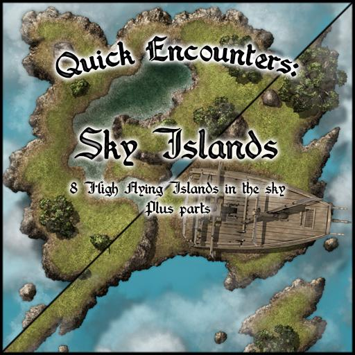 Quick Encounters: Sky Islands