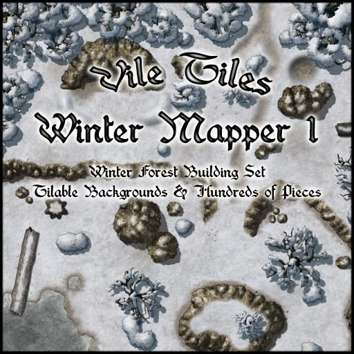 Vile Tiles: Winter Mapper 1