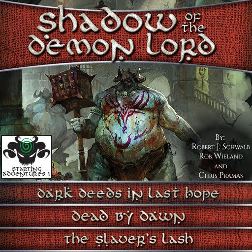 Shadow of the Demon Lord Starting Adventures 1