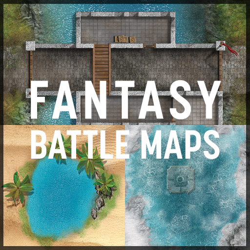 Fantasy Battle Maps #01