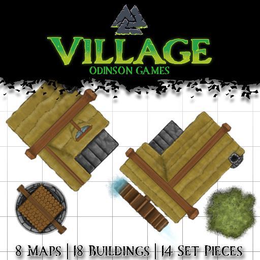 Odinson's Village