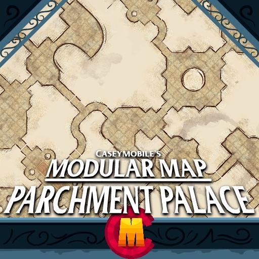 Modular Parchment Palace