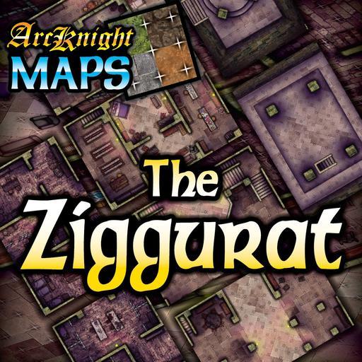 Arcknight Maps : Ziggurat