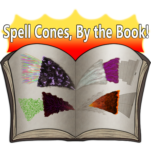 Spell Cones, By the Book