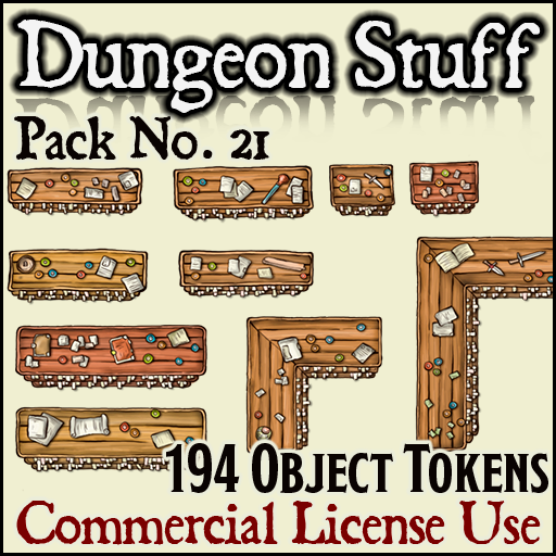 Dungeon Stuff and Furniture