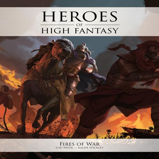 Heroes of High Fantasy: Journeyman Bundle